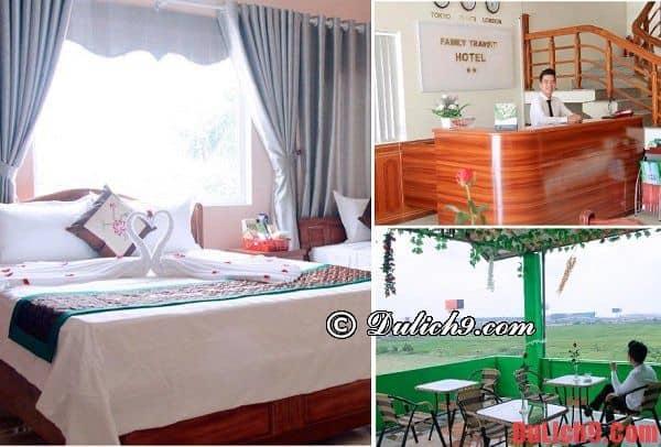 Khách sạn chất lượng và tiện nghi gần sân bay Nội Bài