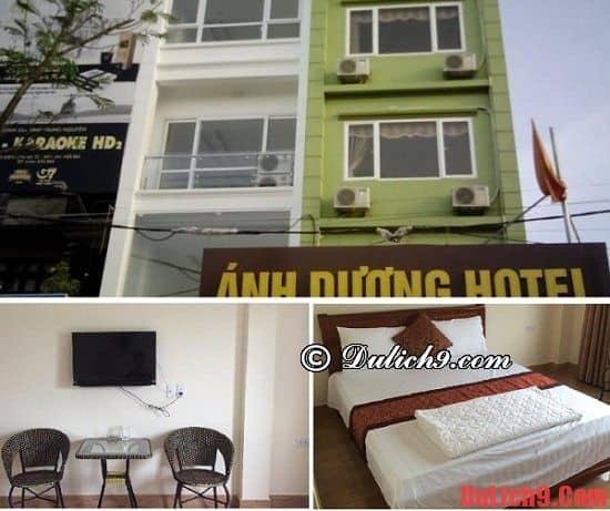 Khách sạn đẹp ở gần sân bay Nội Bài