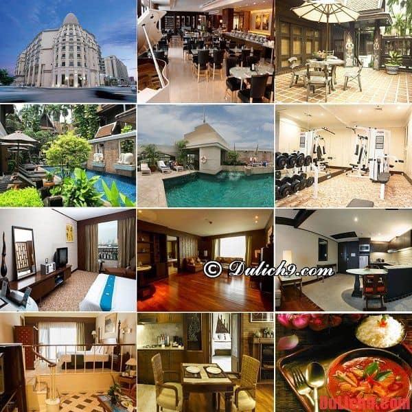 Khách sạn 4 sao đẹp, chất lượng, giá tốt được đánh giá cao và lựa chọn nhiều nhất trong khu Sukhumvit, Thái Lan