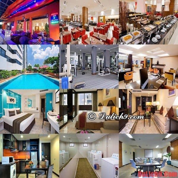 Khách sạn Sukhumvit, Bangkok chất lượng, tiện nghi hiện đại và giá tốt nên ở nhất