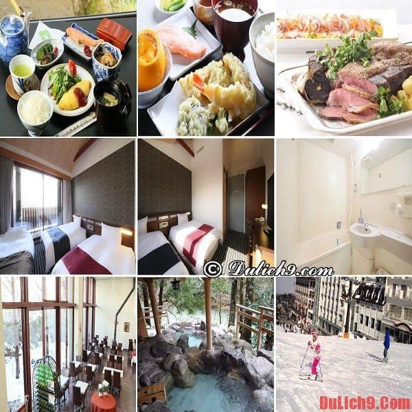 Khách sạn 3 sao chất lượng, tiện nghi, giá tốt được ưa chuộng và đặt phòng nhiều nhất trên agoda.com khi du lịch Nagano, Nhật Bản