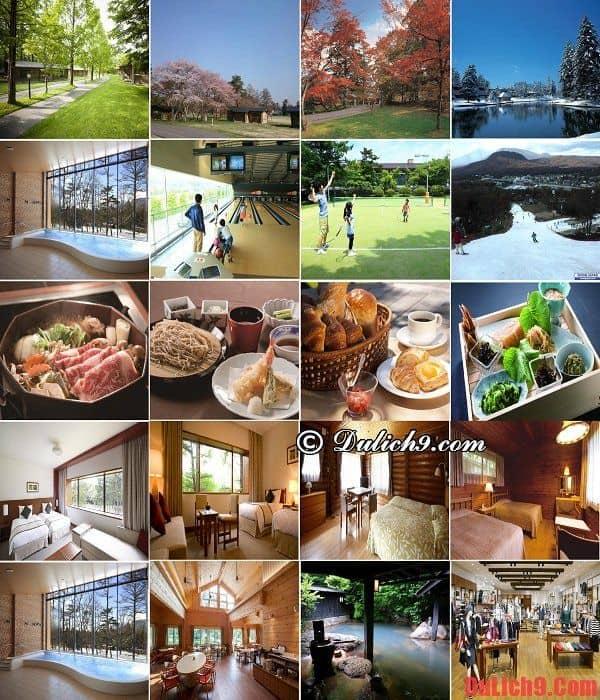 Khách sạn Nagano 4 sao cao cấp, tiện nghi hiện đại có suối nước nóng được yêu thích và đặt phòng nhiều nhất trên agoda.com