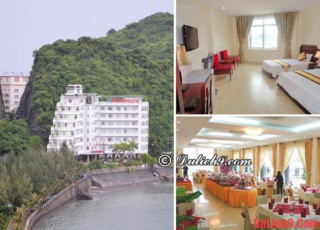 Khách sạn giá rẻ ở đảo Cát Bà nên đặt phòng. Nên ở khách sạn nào khi du lịch đảo Cát Bà? Du lịch đảo Cát Bà nên ở khách sạn nào?