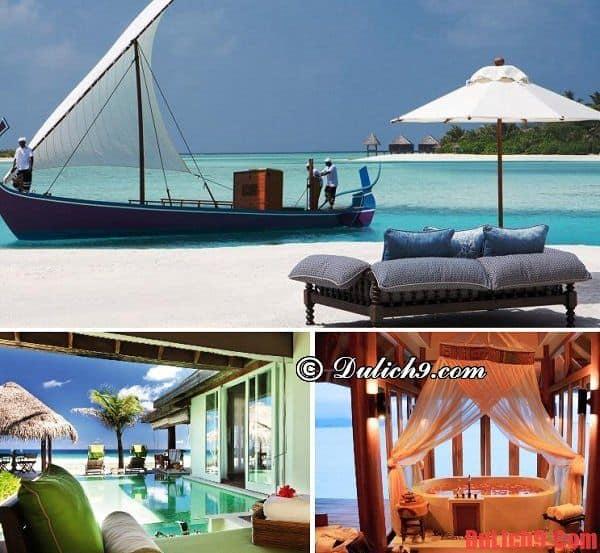 Khu nghỉ dưỡng hàng đầu ở Maldives