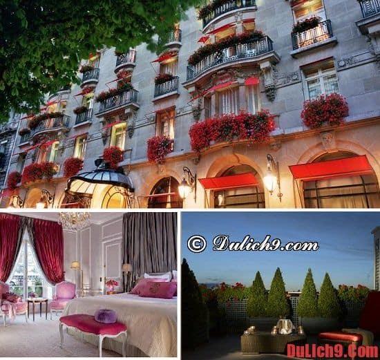 Khách sạn cao cấp ở Paris - Du lịch Paris nên ở khách sạn nào?