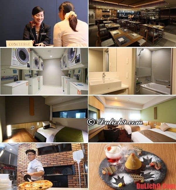 Khách sạn 3 sao được yêu thích, đánh giá cao và đặt phòng trên agoda.com nhiều nhất Tokyo, Nhật Bản.