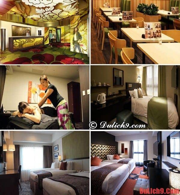 Khách sạn Tokyo đẹp, độc đáo, chất lượng tốt được ưa chuộng và đặt phòng trên agoda nhiều nhất