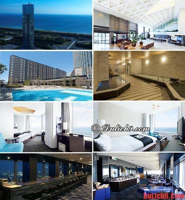 Khách sạn Tokyo cao cấp, hiện đại, gần biển, view đẹp được đánh giá tốt và đặt phòng nhiều nhất trên agoda.com
