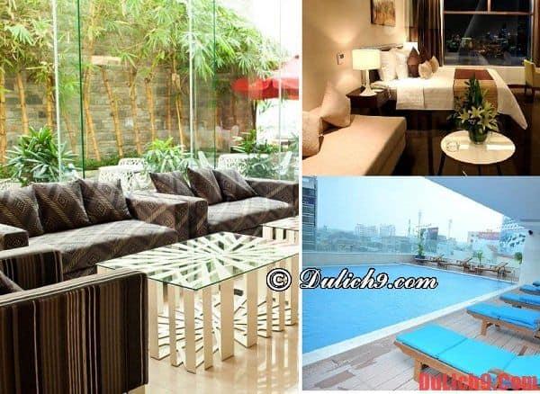 Khách sạn có tầm nhìn đẹp ở gần Sân bay quốc tế Tân Sơn Nhất