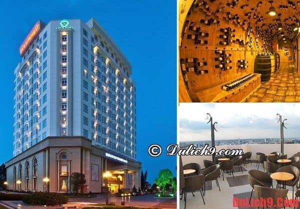 Khách sạn hiện đại, tiện nghi và chất lượng ở gần Sân bay quốc tế Tân Sơn Nhất