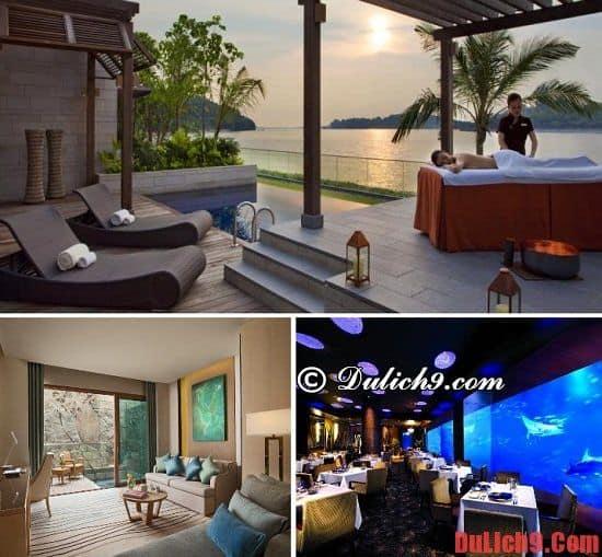 Khu nghỉ dưỡng cao cấp ở Singapore