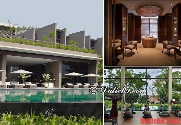 Khách sạn 5 sao nổi tiếng ở Singapore