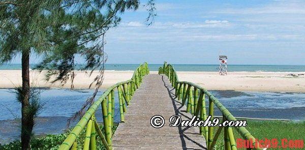 Địa điểm tham quan ở Hồ Tràm