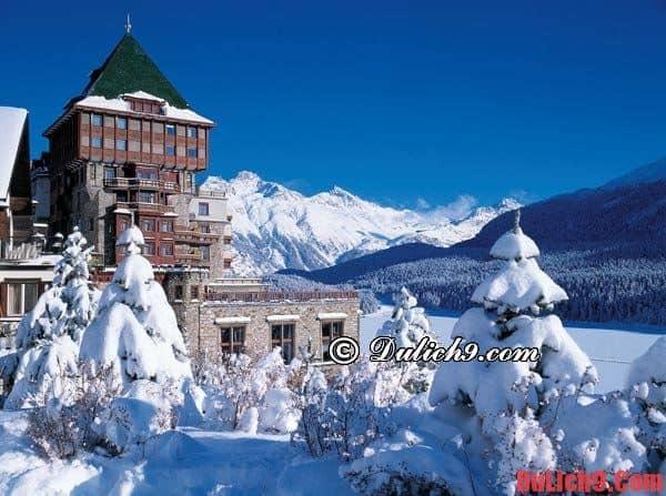 Du lịch mùa đông tại Quebec, Canada