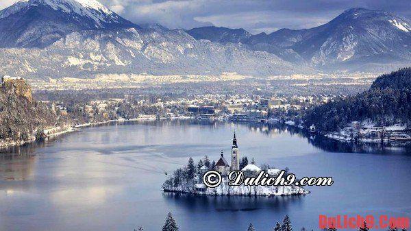 Du lịch mùa đông nước ngoài