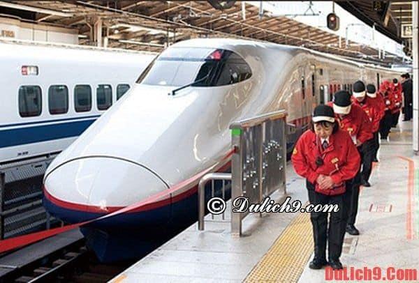Những phương tiện giao thông công cộng nên sử dụng khi du lịch Tokyo giá rẻ và tiết kiệm