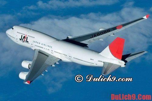 Tư vấn cách đặt vé máy bay du lịch Tokyo giá rẻ