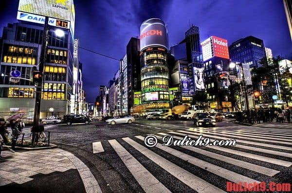Những khu vực mua sắm giá rẻ, chất lượng và nổi tiếng nhất nhì Tokyo nên đến