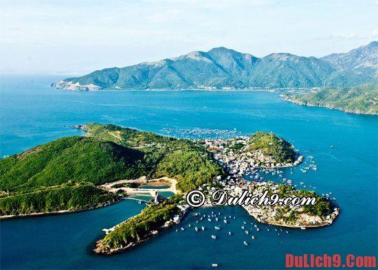 Điểm du lịch nổi tiếng ở khu vực duyên hải Bắc Trung Bộ