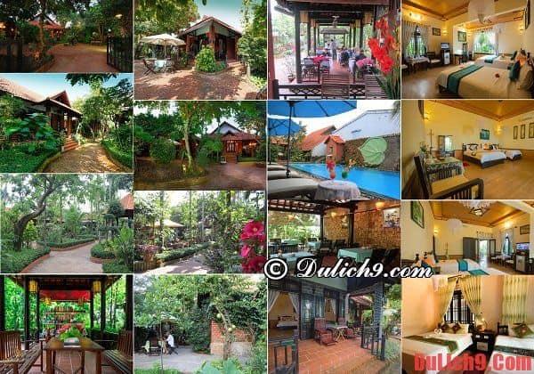 Betel Garden Homestay Villa - Du lịch Hội An nên ở khách sạn nào tiện nghi, thoải mái và tốt nhất?