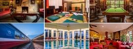 Khách sạn cao cấp, sang trọng, tiện nghi hiện đại, view đẹp và đi lại thuận tiện nên ở khi du lịch Sapa