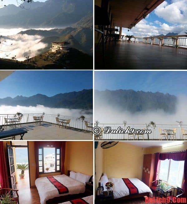 Khách sạn view đẹp, độc đáo và giá tốt ở Sapa