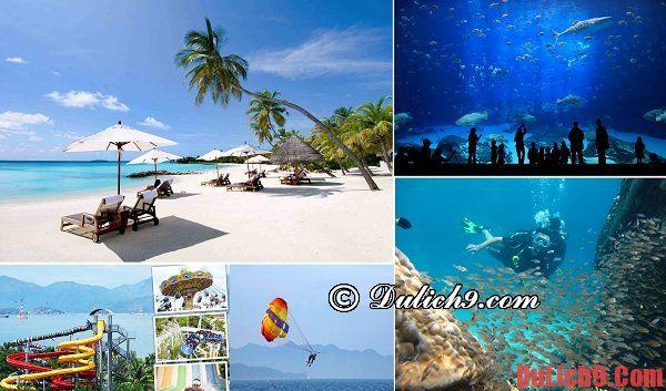 Biển Nha Trang Điểm du lịch biển đảo mùa đông tuyệt vời nhất Việt Nam