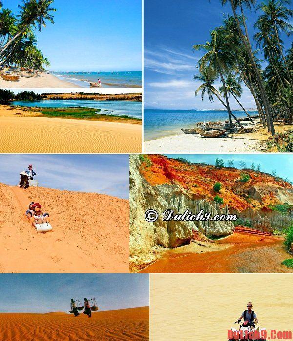 Biển Mũi Né - Bãi biển nổi tiếng phải đến khi du lịch biển đảo mùa đông ở Việt Nam