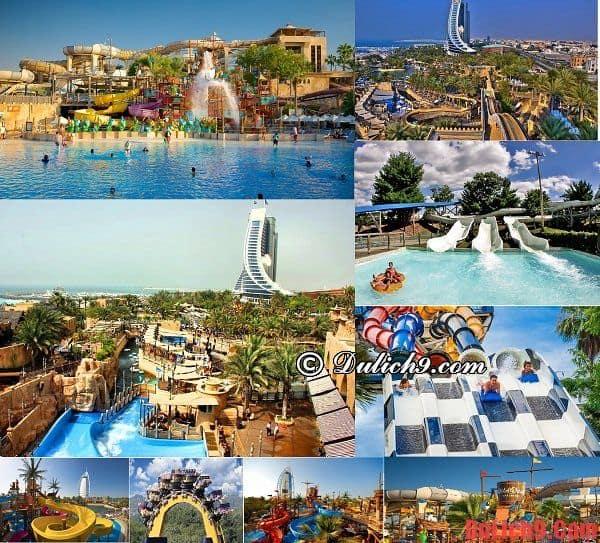 Công viên nước Wild Wadi - Địa điểm vui chơi hấp dẫn và nổi tiếng phải ghé qua một lần khi du lịch Dubai