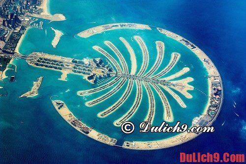 Quần đảo Palm - Điểm đến nổi tiếng không thể bỏ qua khi du lịch Dubai