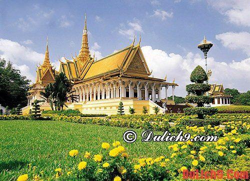 Điểm du lịch mùa xuân hấp dẫn ở châu Á
