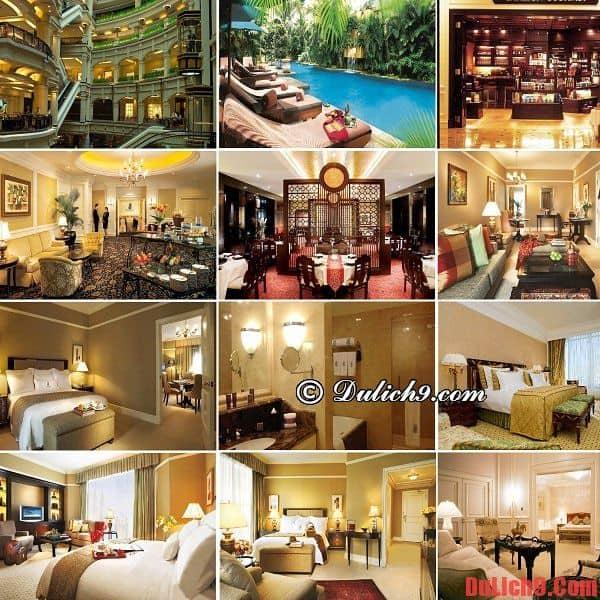 Khách sạn sang trọng, chất lượng dịch vụ tuyệt vời nên ở nhất khi du lịch Kuala Lumpur, Malaysia