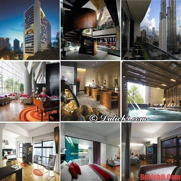 Khách sạn cao cấp, hiện đại, ấn tượng gần địa điểm du lịch nổi tiếng hút khách nhất Kuala Lumpur, MalaysiaKhách sạn cao cấp, hiện đại, ấn tượng gần địa điểm du lịch nổi tiếng hút khách nhất Kuala Lumpur, Malaysia