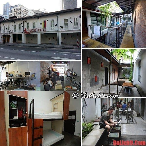 Khách sạn, nhà nghỉ bình dân, giá rẻ chất lượng dịch vụ tuyệt vời, phòng sạch đẹp nên ở khi du lịch Kuala Lumpur, Malaysia