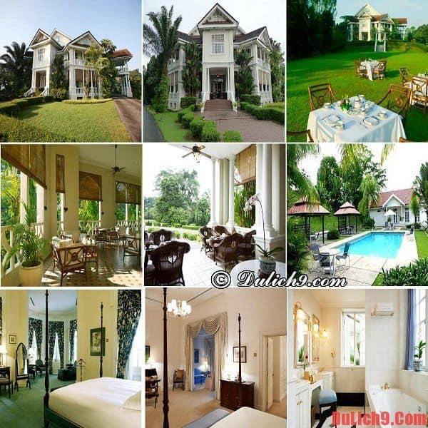Khách sạn sang trọng, cao cấp, ấn tượng và hút khách nhất Kuala Lumpur, Malaysia