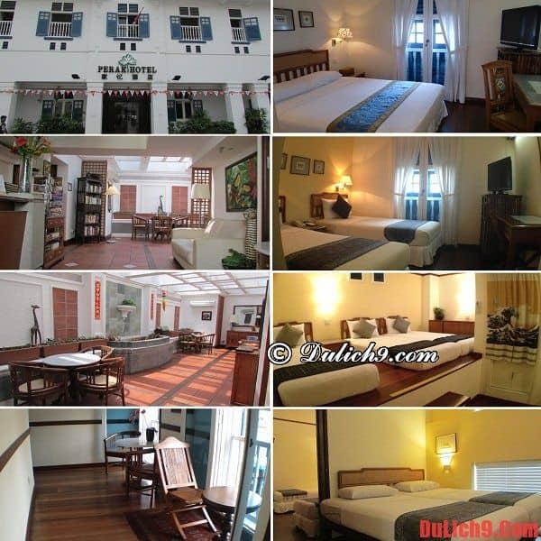 Khách sạn sạch đẹp, chất lượng dịch vụ tốt được đánh gía cao ở Singapore