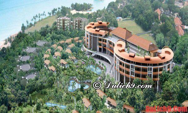 Những khách sạn đẳng cấp thế giới hút khách nhất ở Singapore