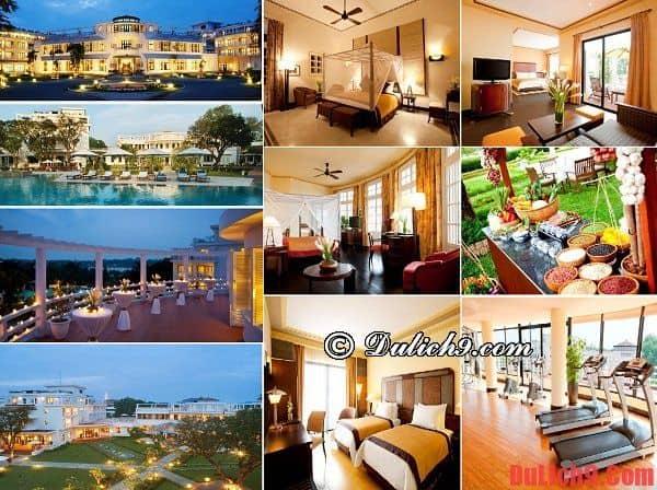 Những khách sạn và khu nghỉ dưỡng đẳng cấp, tiện nghi và xa hoa nhất của du lịch Huế