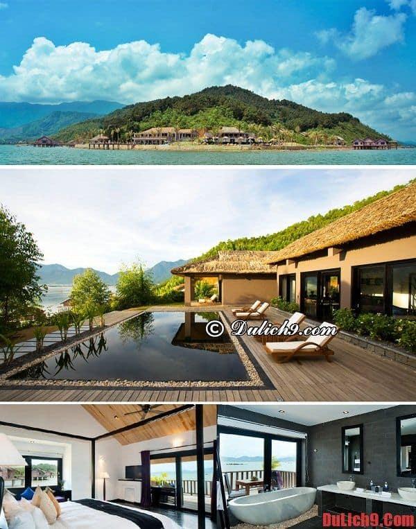 Khu nghỉ dưỡng đẳng cấp, hiện đại và nổi tiếng nhất nên ở khi du lịch Huế