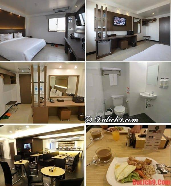 Khách sạn bình dân, giá tốt, tiện nghi hiện đại, gần trung tâm được yêu thích và đặt phòng nhiều nhất ở Yangon, Myanmar