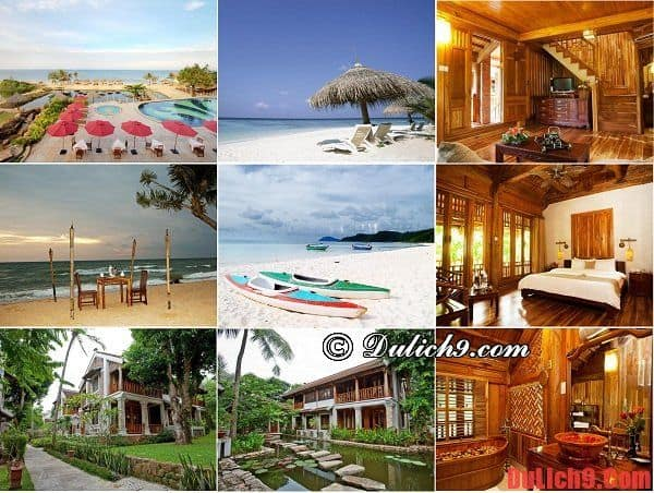 Long Beach Phu Quoc - Khách sạn đẹp, hiện đại, được đánh giá cao nên ở khi du lịch, nghỉ dưỡng ở Phú Quốc