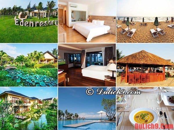 Eden resort Phu Quoc - Khách sạn, resort 4 sao đẹp và hút khách nên ở khi du lịch Phú Quốc