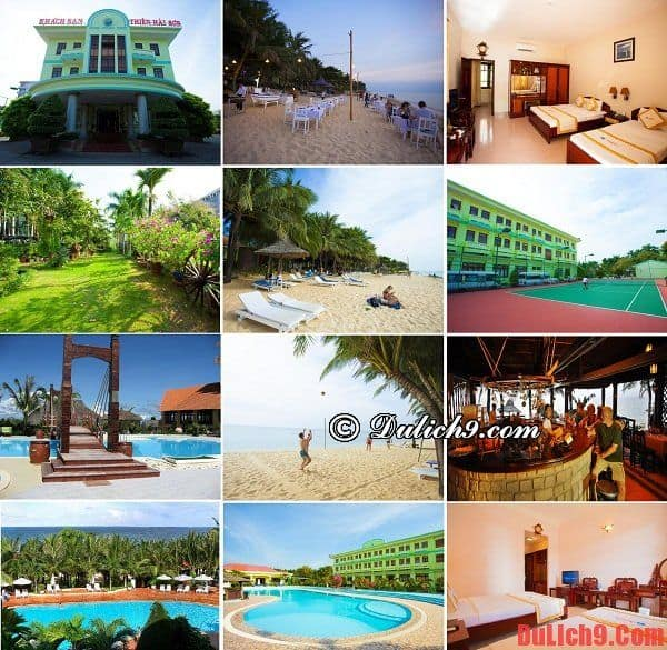 Thien Hai Son resort Phu Quoc - Khách sạn, resort 3 sao đẹp, tiện nghi và gần biển nên ở nhất khi du lịch Phú Quốc