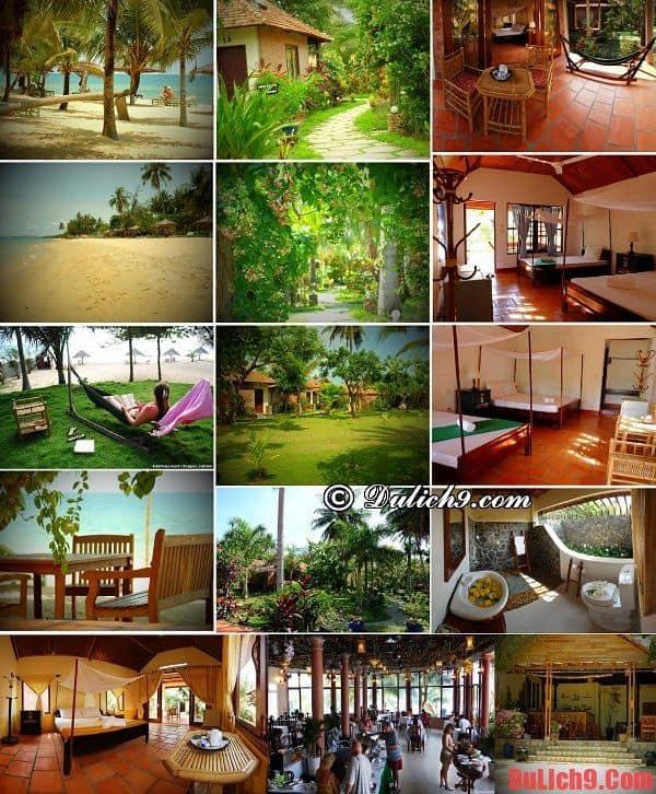 Thanh Kiều resort - Khách sạn, resort 2 sao đẹp, hút khách, gần biển và được đánh giá cao nhất định phải ở khi du lịch Phú Quốc