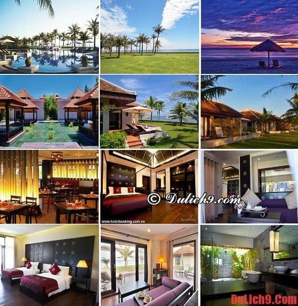 Khách sạn độc đáo, đẳng cấp và sang trọng của du lịch Huế