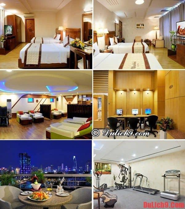 Khách sạn dưới 100 USD/đêm được đánh giá tốt và ưa chuộng ở Sài Gòn