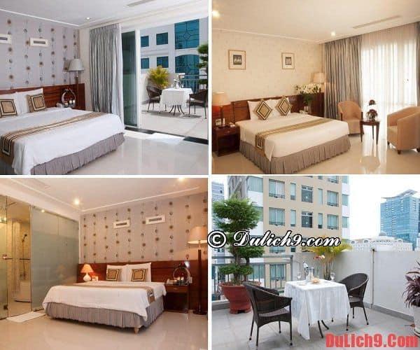 Khách sạn giá dưới 100 USD tốt và đáng để ở khi du lịch TP.Hồ Chí Minh