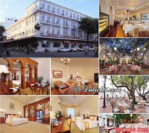 Khách sạn 4 sao cao cấp, nổi tiếng gần trung tâm có giá dưới 100 USD/đêm được yêu thích nhất Sài Gòn