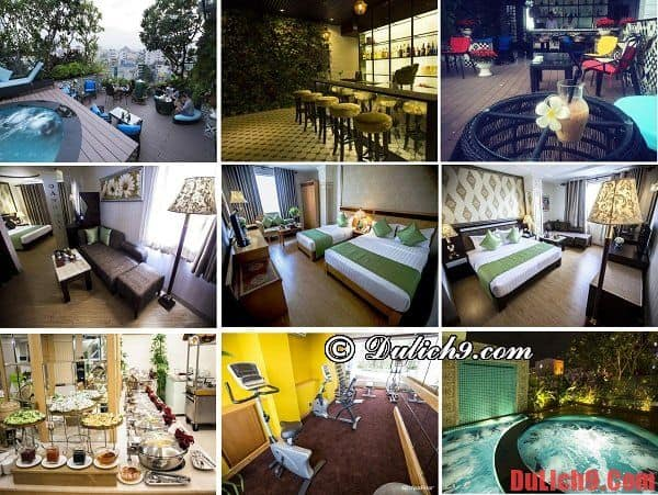Khách sạn gần trung tâm, đi lại thuận tiện, chất lượng, tiện nghi và giá tốt nên ở khi du lịch TP.Hồ Chí Minh