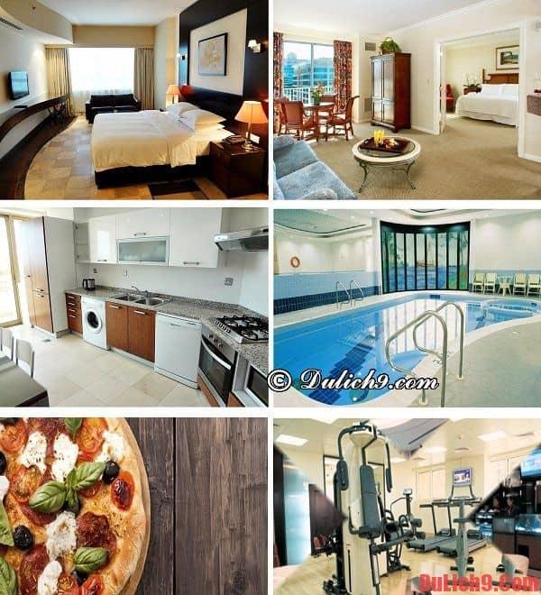 Khách sạn đẹp, độc đáo, đồ ăn ngon, dịch vụ tốt, tiện nghi hiện đại, chất lượng, nổi tiếng được ưa chuộng và lựa chọn nhiều nhất Dubai